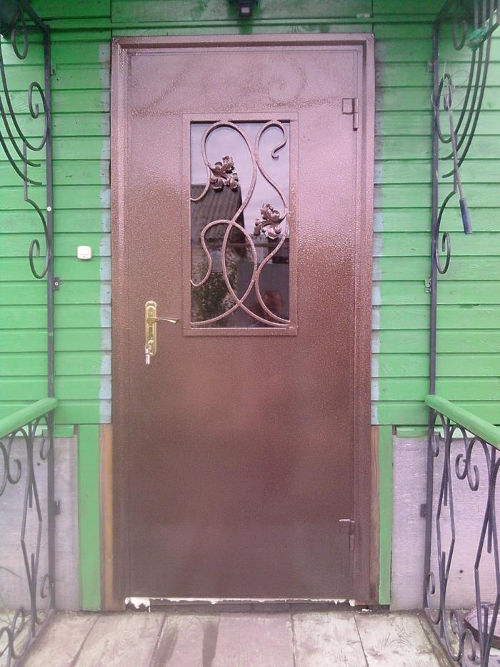 Двери металлические в сочи